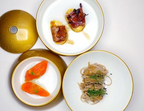 (Deutsch) Japan: Sashimi / Aal / Soba